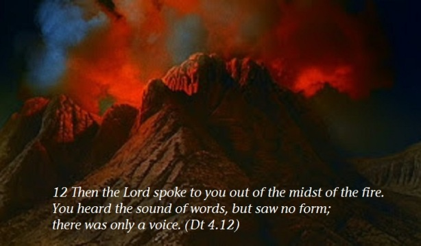 Deuteronomy-0412-Lord-spoke-out-of-the-fire