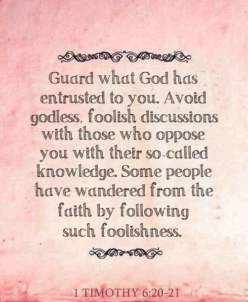 Guard the Gift