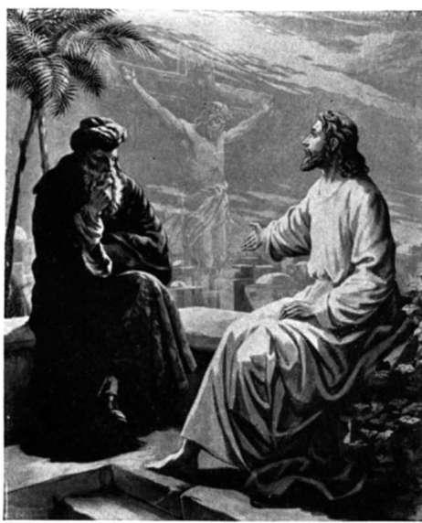 nicodemus testing Jesus