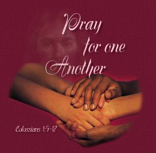 pray-for-one-another